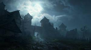 desolate castle