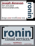 Ronin Visual Resources