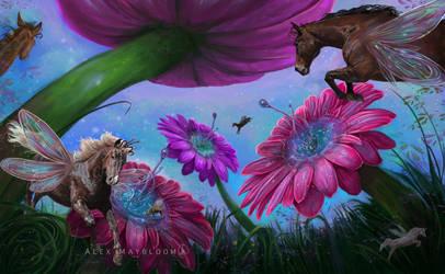 The Flower Springs