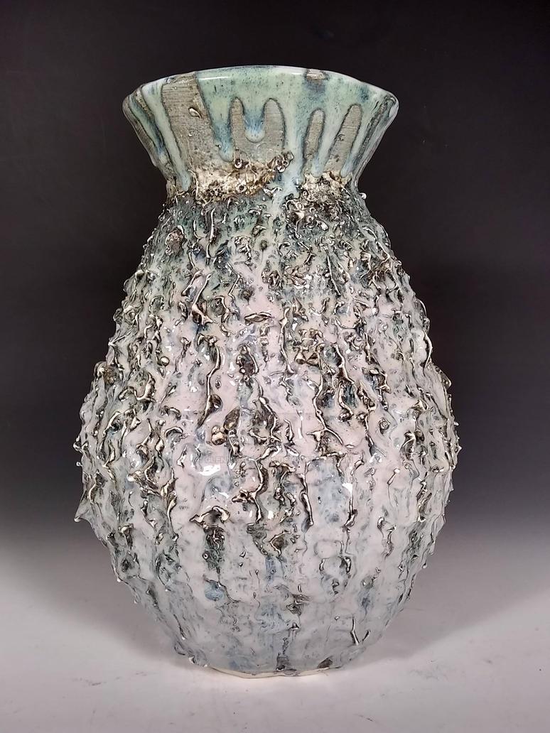 Nautical Coiled Vase 2 by GlennThomasi6