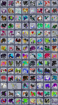 Pixel Ponies 2: The Pixeleckoning!