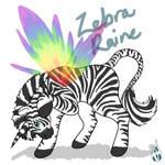 Zebra Raine