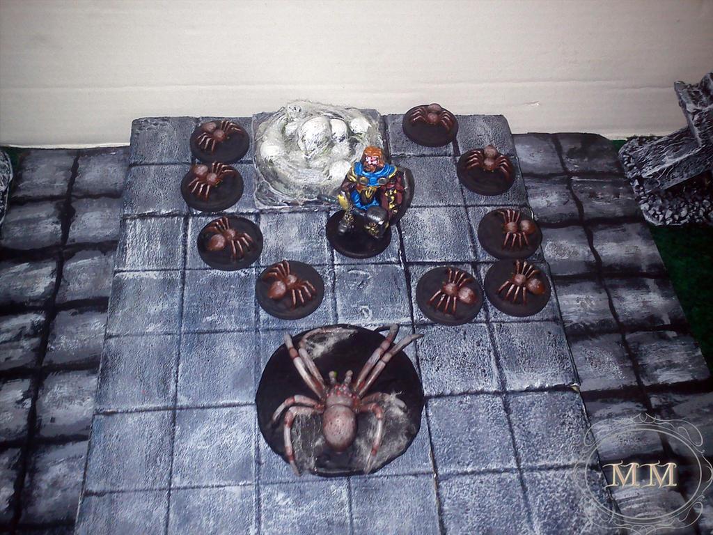 Paladyn wśród pająków