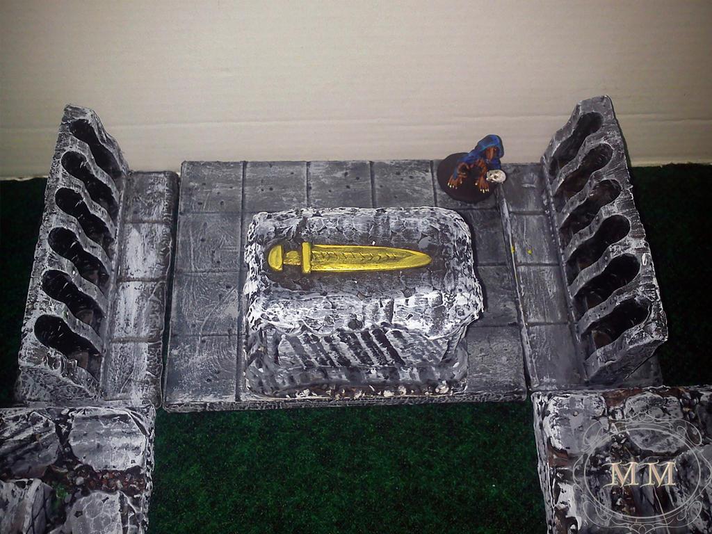 Zamknięty grobowiec