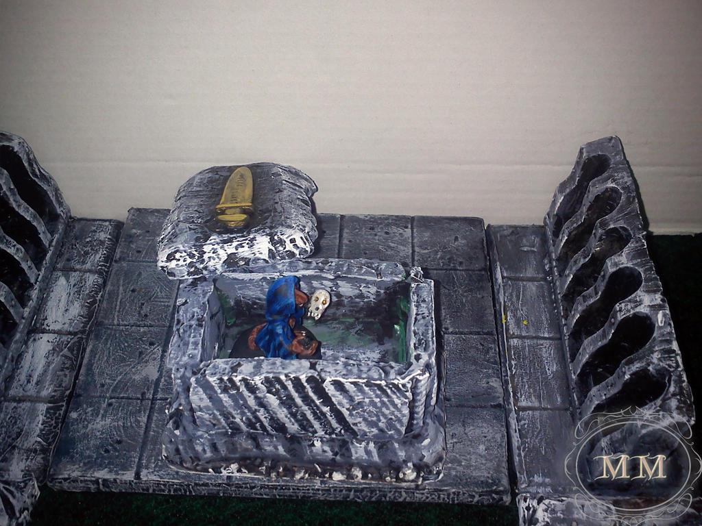 Szczur w sarkofagu!