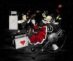 OED: Break album cover art