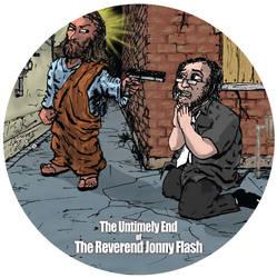 Jonny Flash album cvr 'Before' by JennerCarnelian