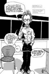Introducing Professor Nemion by JennerCarnelian