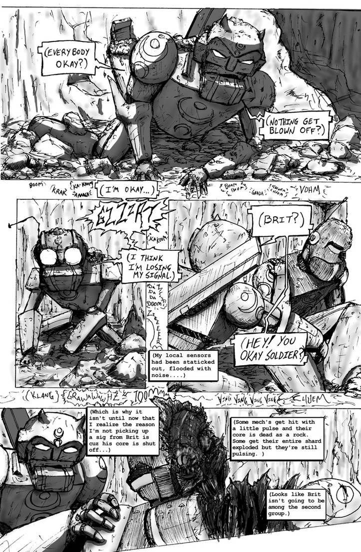 Droid Soldiers: Chapter One - Page 04
