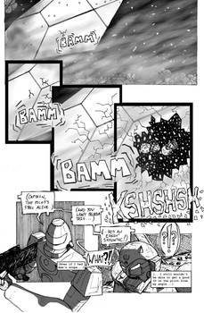Droid Soldiers: Chapter One Page 07