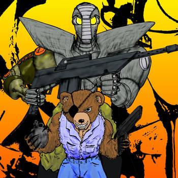 Guns, Robots, and Talking Animals - Nemion Single