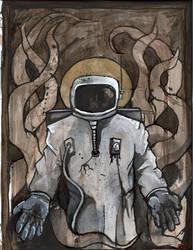dead astronaut 1