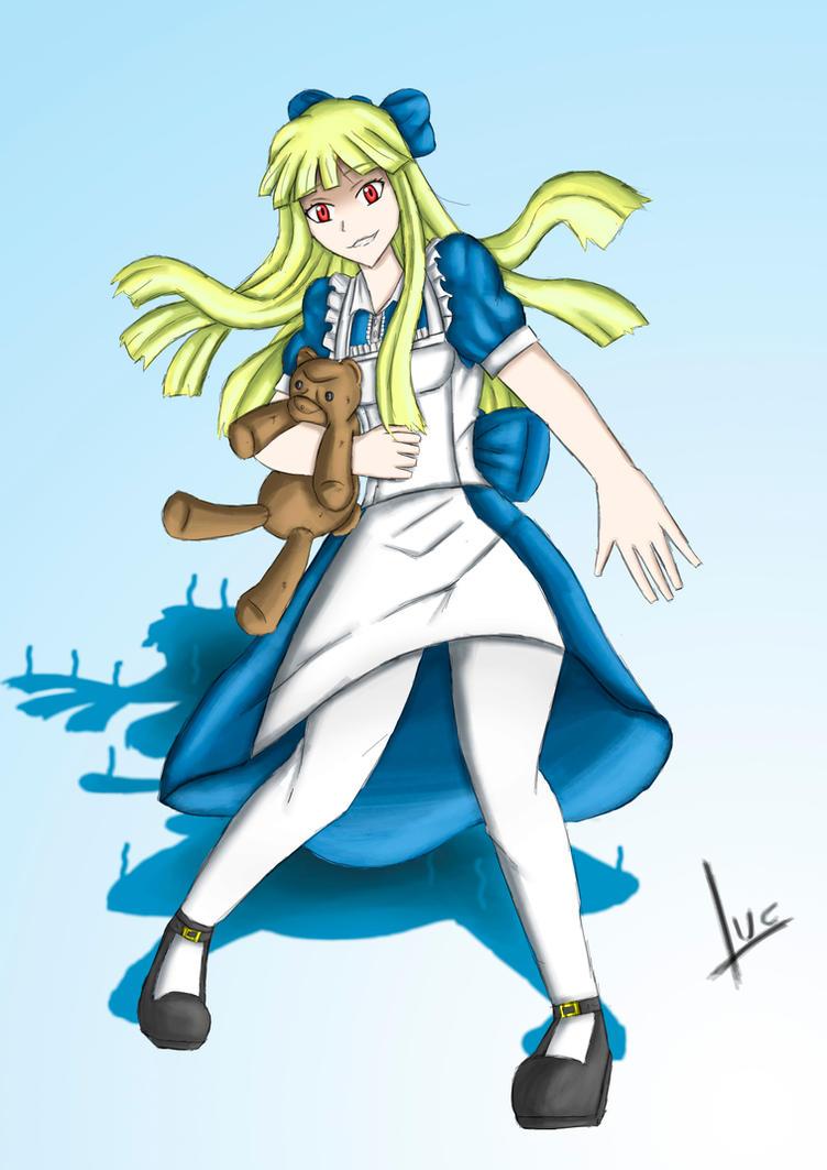monster girl quest alice