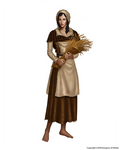 Female peasant