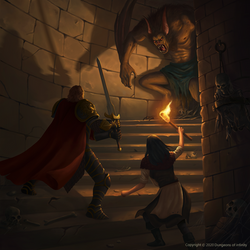 Dungeons of infinity: Kingdom Cost
