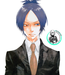 [RENDER] Rokudo Mukuro (Reborn!) by crownprince-chan