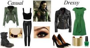 Marvel: Loki Inspired Outfits
