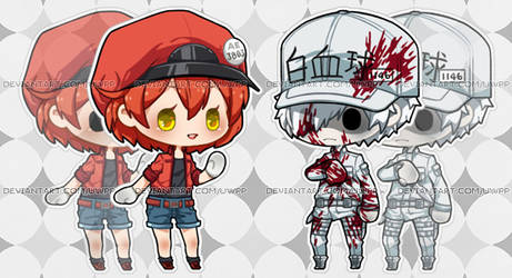 [BES] Cells at Work! by UwPP