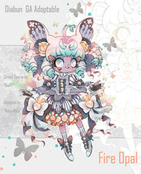 [closed] Adopt // Guest Artist Diabun