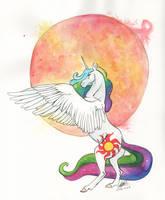 Princess of the Sun by SagaStuff94