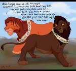 Mr Prideland Lion