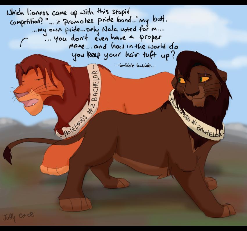 Lion King Kiara And Kovu Mating
