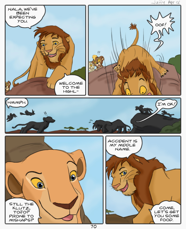 The Untold Journey p70 by Juffs