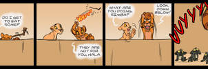 What are you doing, Simba? Part 3