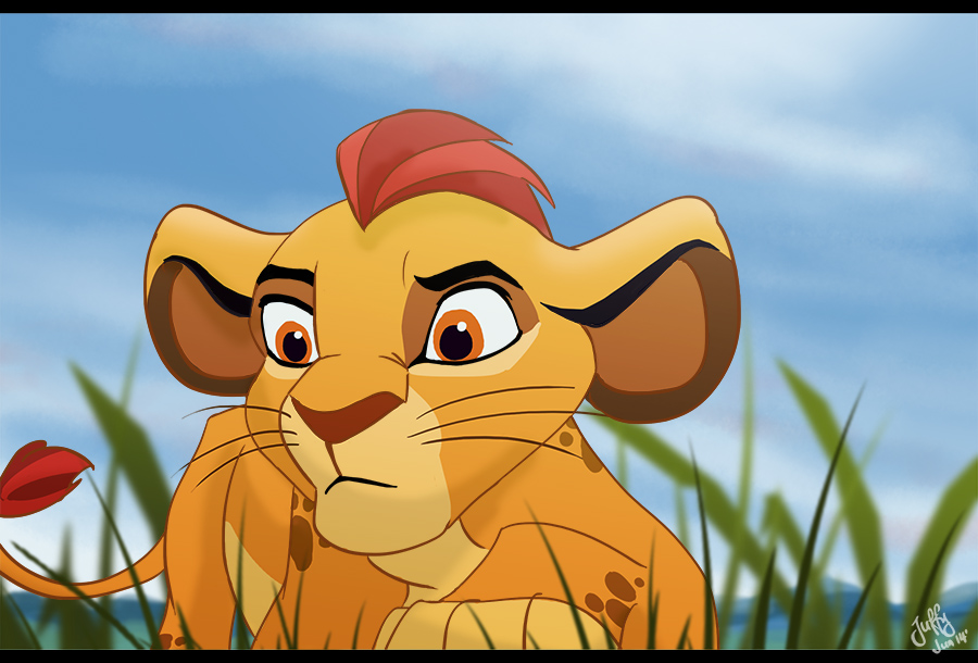 Kion the lion guard by juffs on deviantart - Kion le roi lion ...