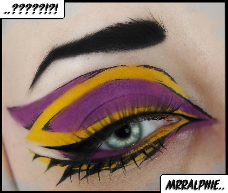 KAPOW!! by mrralphie