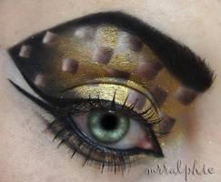 golden illusion. by mrralphie