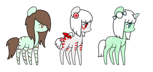 CHEAP Candy pony adopts -closed- by ZmAdopts