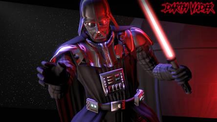 (Sfm Star wars) Darth Vader Poster