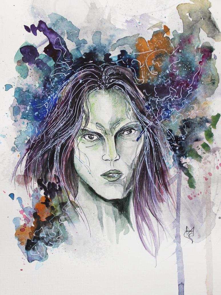Gamora by IrinaZoria