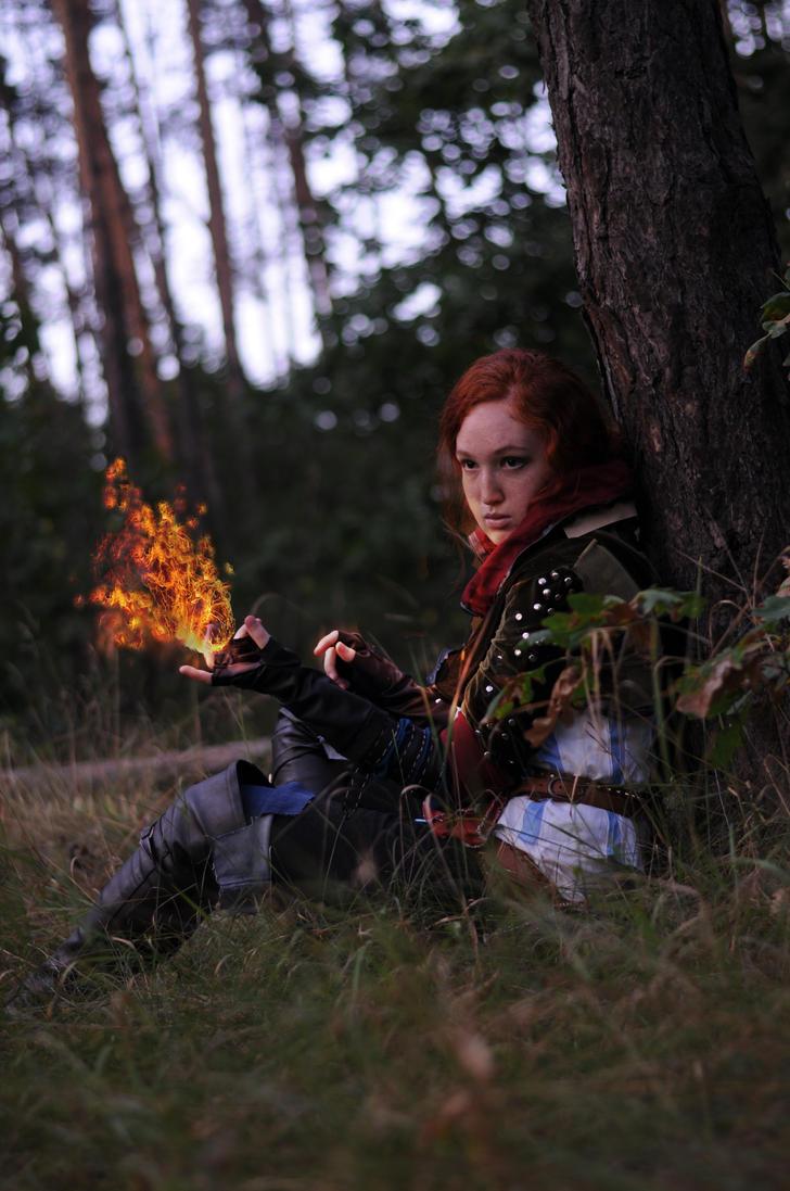 |Triss Merigold Cosplay| by IrinaZoria