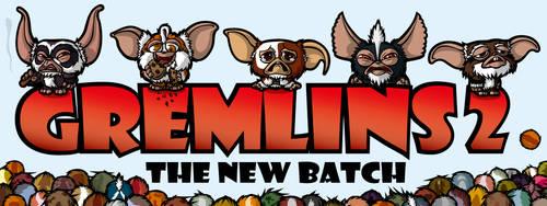 gremlins 2 by newjackal7