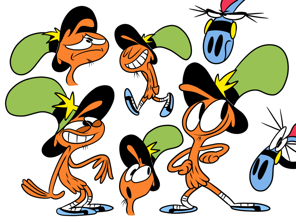 Wander Over Yonder Sketches by NocturnalMeteor