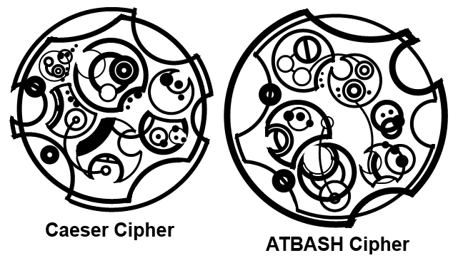 Sherman's Gallifreyan Ciphers by RachelSutherland