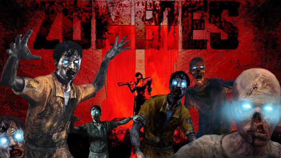 Black Ops 2 Zombie Wallpaper By Undeaddemon4 On DeviantArt