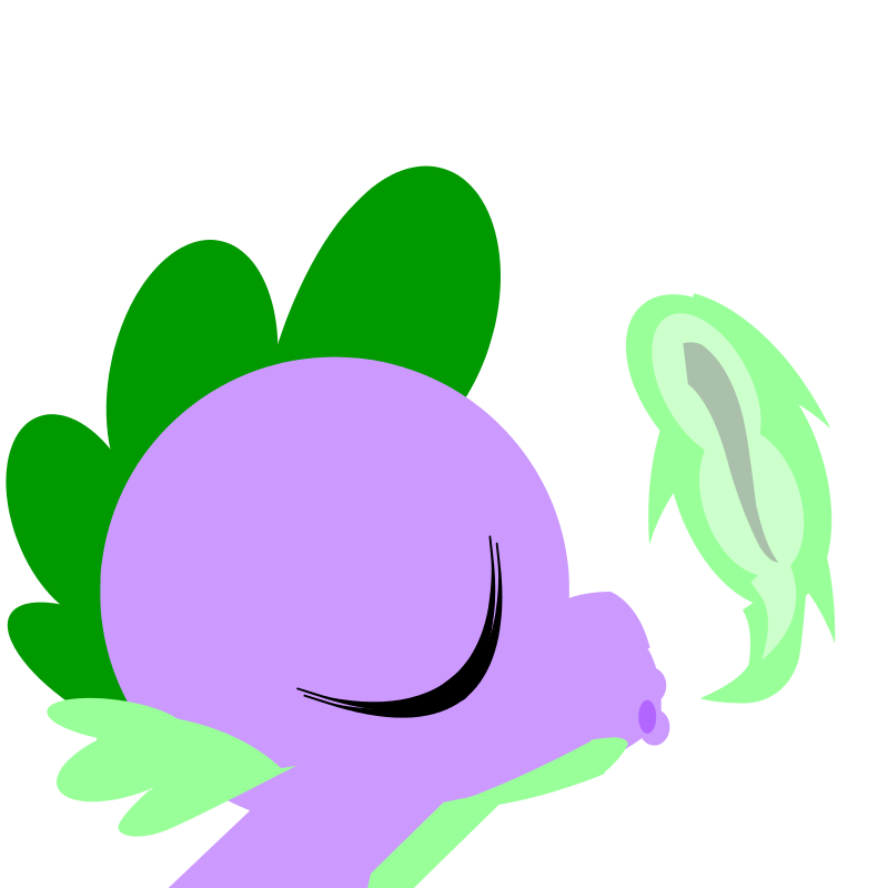 spike from my little pony emblem by undeaddemon4 on deviantart