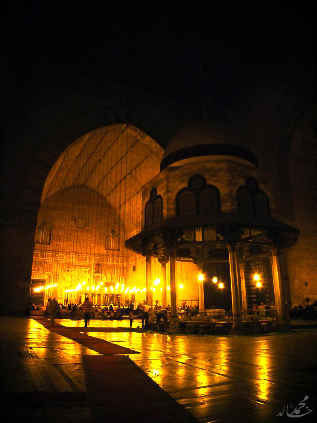 Masged El Sultan Hassan , Cairo. by Amr-Maged