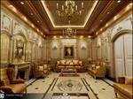 Classic interior In Ksa