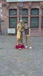 My Bro In Germany