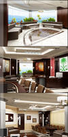 OffiCe Panorama by Amr-Maged