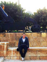 Me In Mohamed Ali Catedal by Amr-Maged