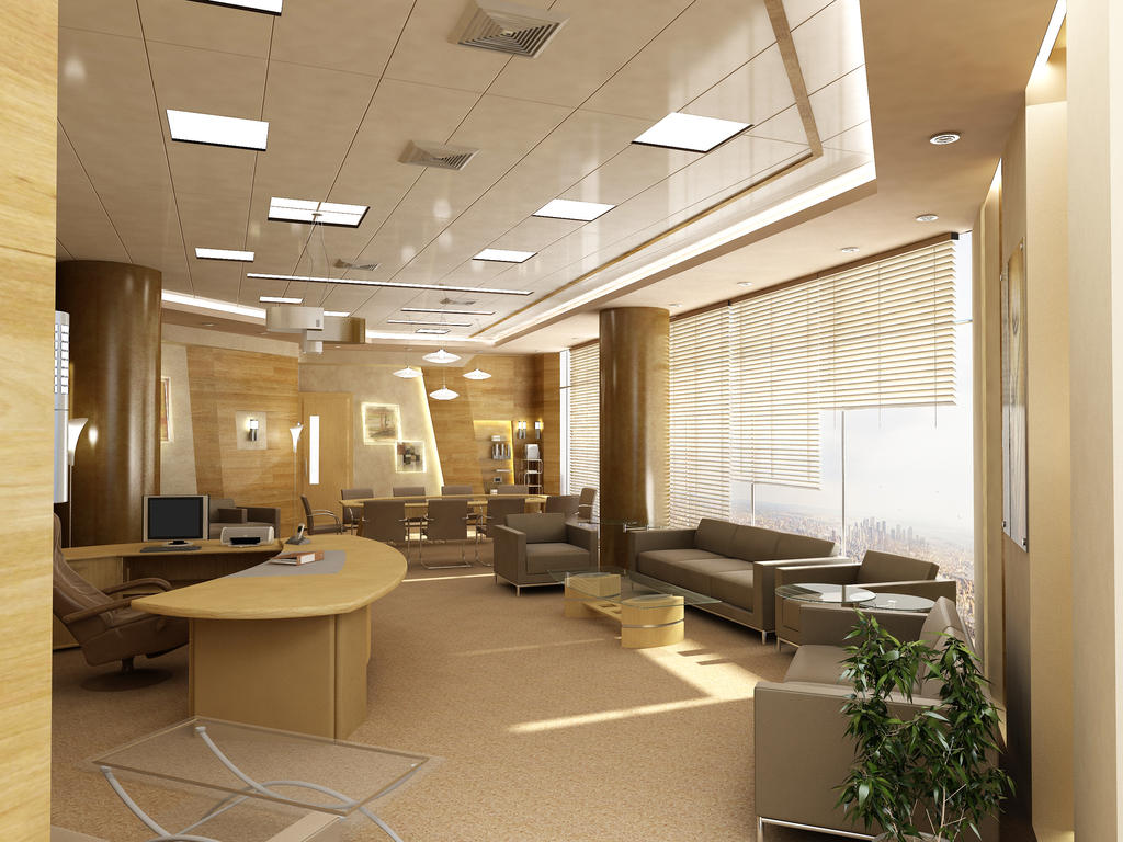 Office ROom by Amr-Maged