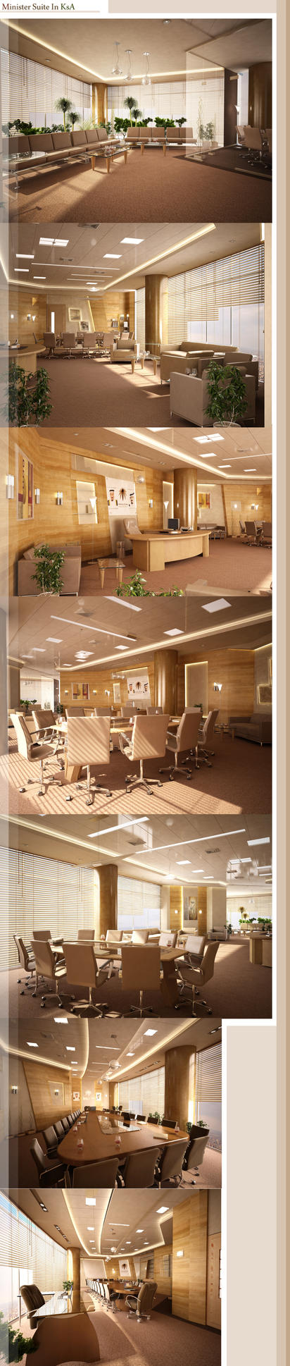 Minister Suite by Amr-Maged