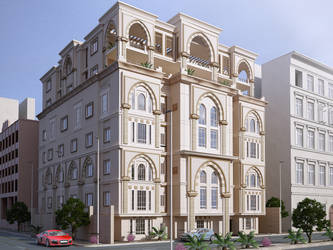 Islamic Residential by Amr-Maged