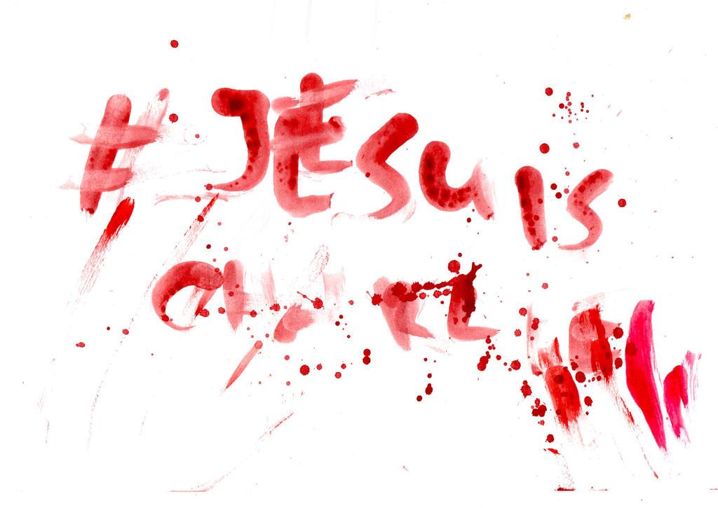 #Jesuischarlie by JamiesPub