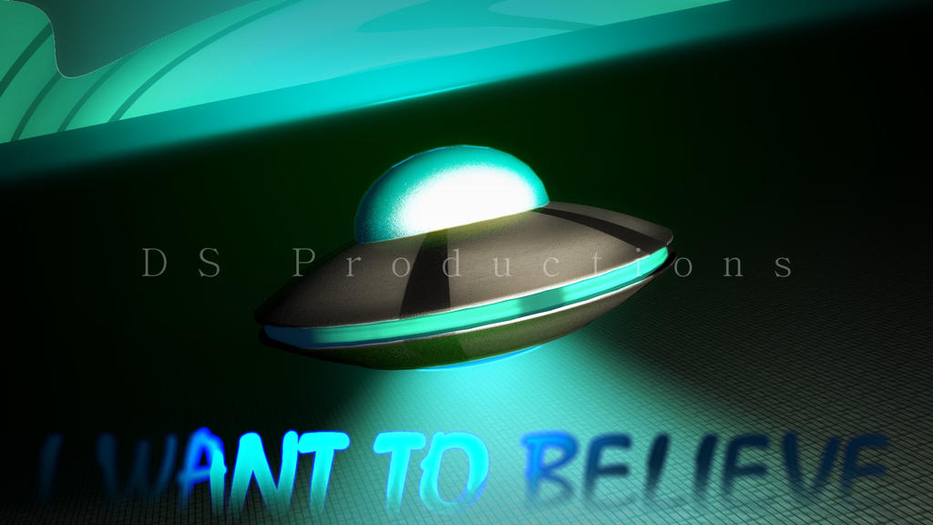 I Want to Believe | TF2 (UFO Remodeled) by DS-Productions2
